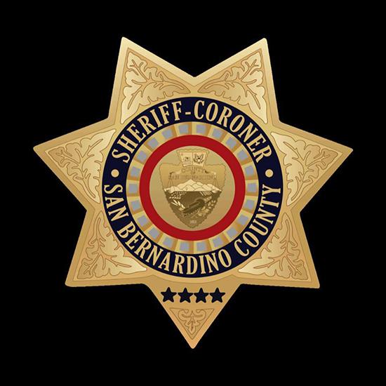 San Bernardino County Sheriff's Dept.