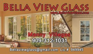 Bella View Glass