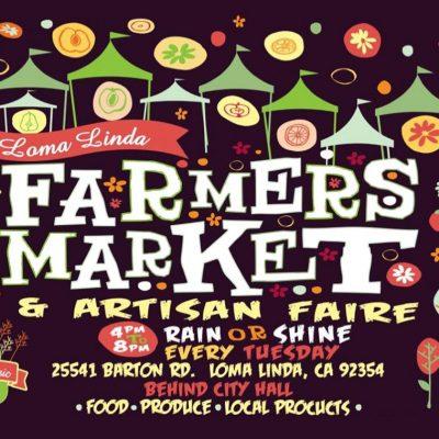 Farmers Market and Artisan Faire