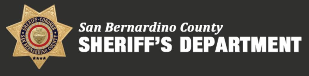 San Bernardino Co Sheriff