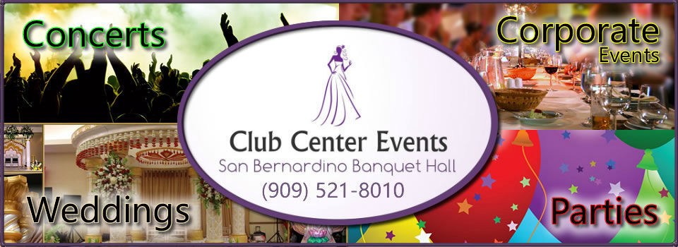 Club Center Events