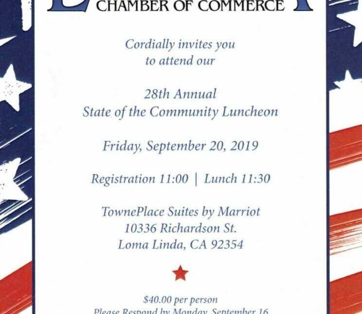 State of the Community Luncheon