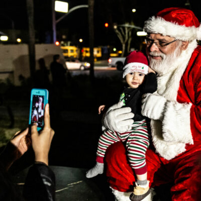 Annual Loma Linda City Tree Lighting