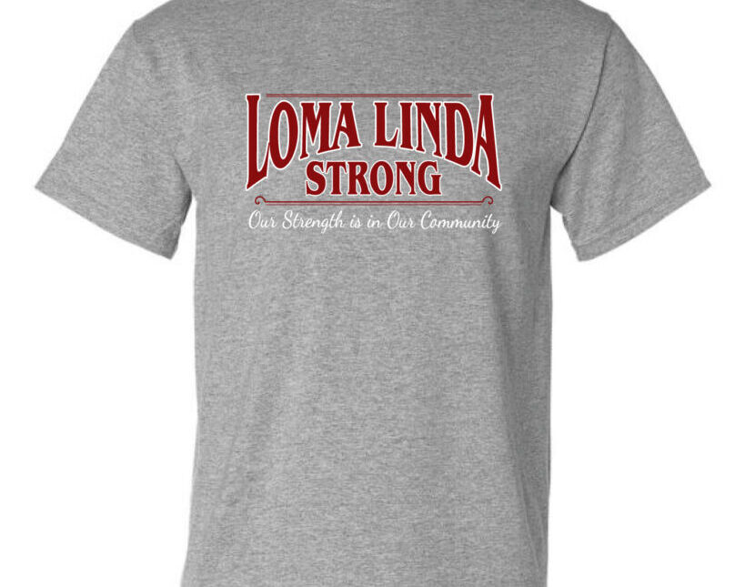 Redlands Strong T-Shirts